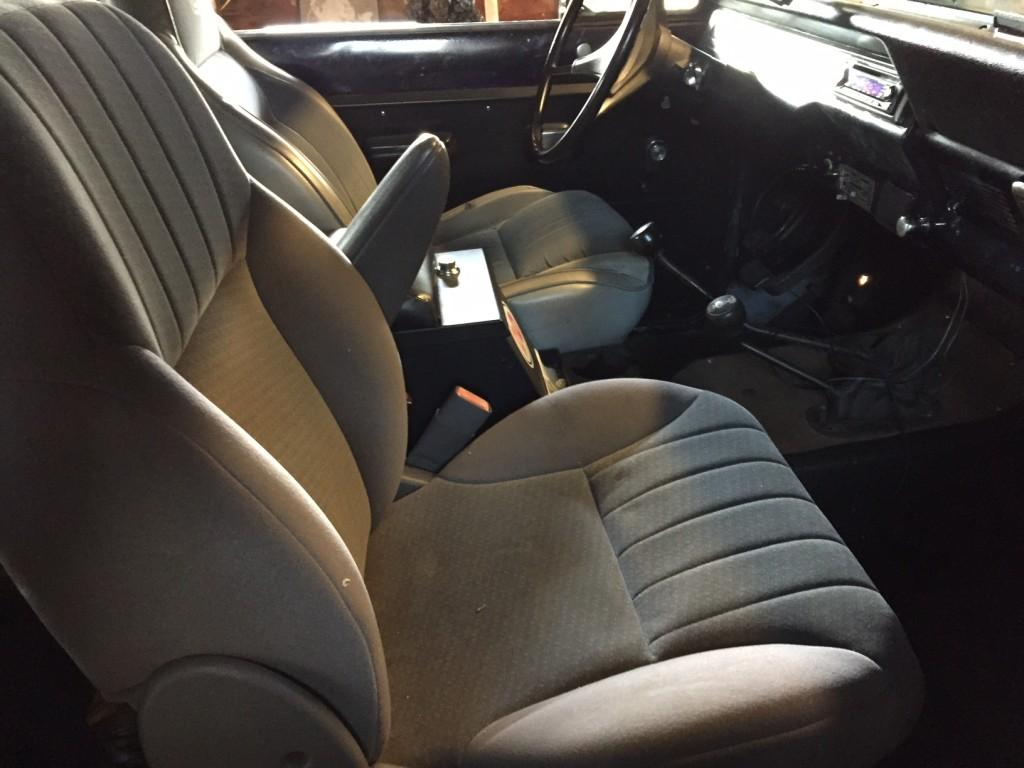 Seat Mockup